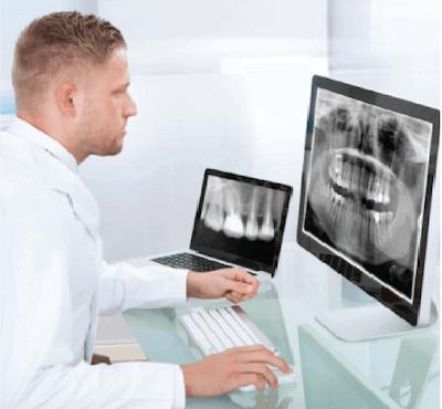 Radiografía dental panorámica - Clínica dentalmedics – Dr. Ferrer