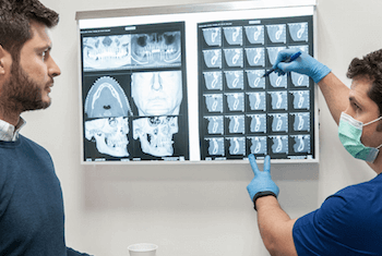 estudio radiologico completo