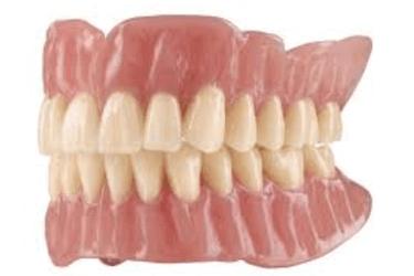sangrado de encias protesis dental