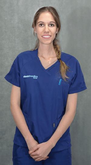 Dra. Amanda Sánchez