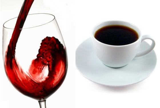 evitar vino y cafe en el blanqueamiento dental