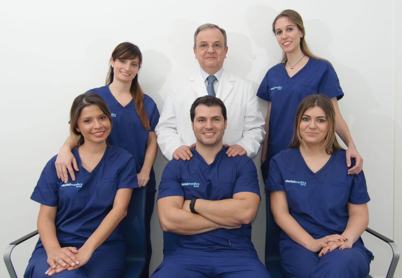 Clinica dental medics Madrid