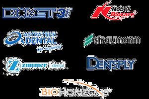 Tipos de implantes dentales y fabricantes