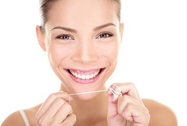 Carillas dentales limpieza