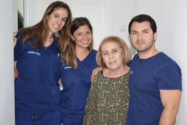 Jorge Ferrer Maza dentista
