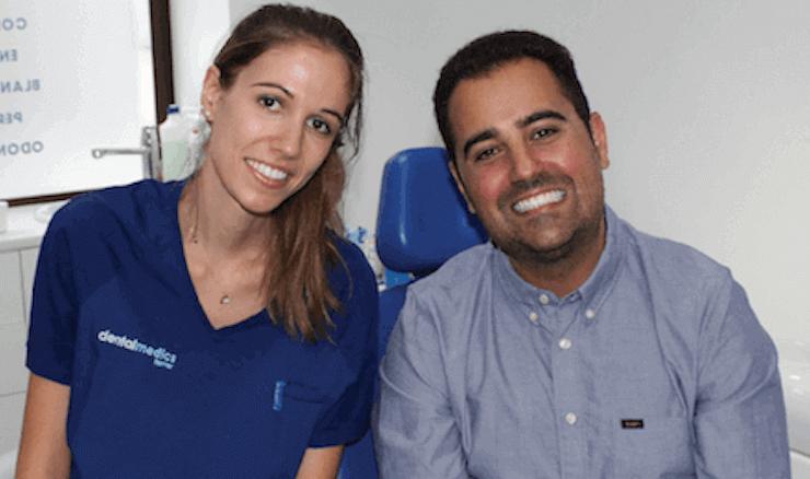 Oferta Blanqueamiento dental