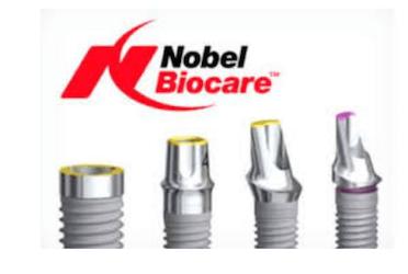 mejores marcas de implantes dentales nobel