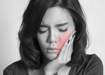 absceso dental dolor