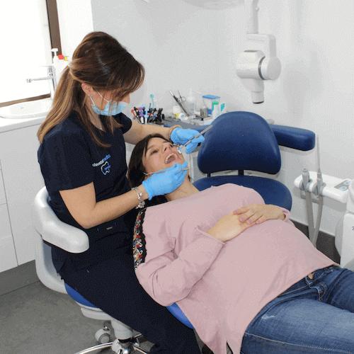 visitar dentista embarazada